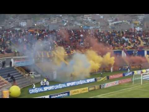 Attake Massivo Pasto vs Nacional 2013 - Attake Massivo - Deportivo Pasto