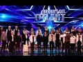 Download Video Missing People Choir Brings a Lump to Everyone Throat | Week 1 | Britain's Got Talent 2017