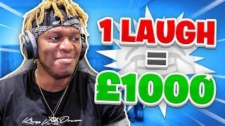 Video 1 Laugh = $1000 MP3, 3GP, MP4, WEBM, AVI, FLV Mei 2019