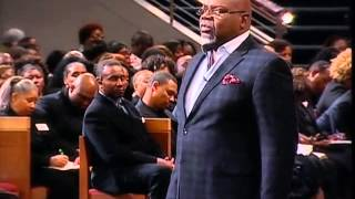 TD Jakes - The Holy Spirit - Your CIA Agent - Part 1