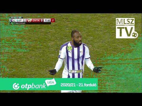 21. forduló: Újpest - DVTK 1-0 (0-0)