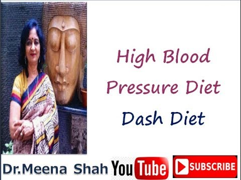Dr Meena Shah – Health Videos By High Blood Pressure Diet – Wellness & Health Care