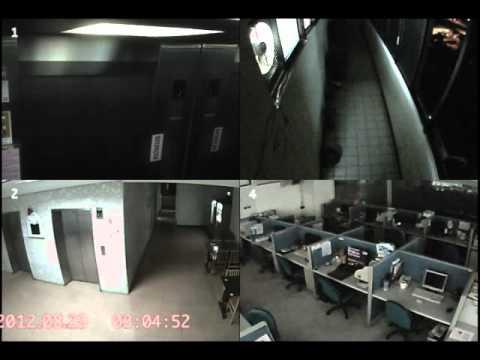 真的會嚇死人,七月半最好不要一個人待在辦公室裡面!