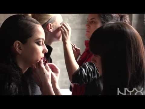 NYX Cosmetics Premiere at New York Fashion Week with Imitation!
