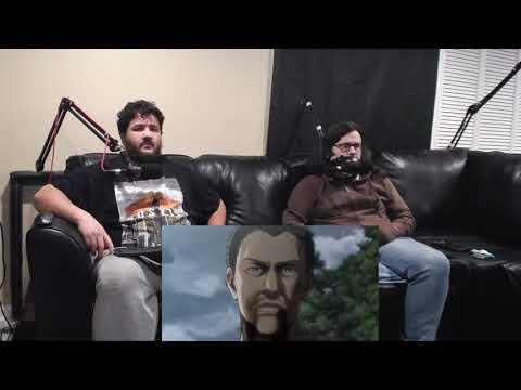 Renegades React to... Attack on Titan - Season 2, Episode 2