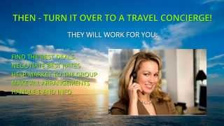 A Group Cruise Via Travel Concierge - Group Travel Deals Without The Hassle