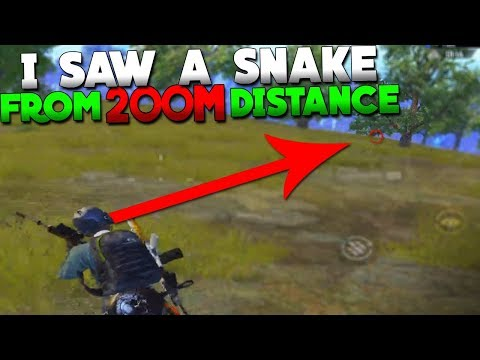 HOW TO SPOT ENEMIES FROM VERY FAR AWAY! | Pubg Mobile