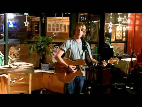 Open Mic Karma Coffee Shop Wayne Mi, Aaron Barton 1-4-11 #2