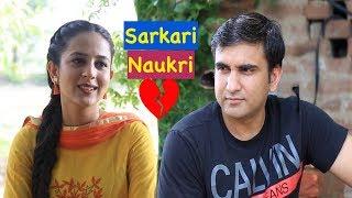 Video Sarkari Naukri aur Chokri - | Lalit Shokeen Films | MP3, 3GP, MP4, WEBM, AVI, FLV Juli 2018