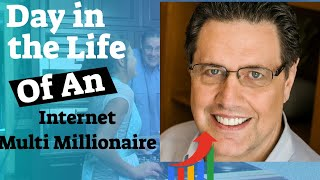 Day in the Life of an Internet Multi-Millionaire Tom Antion Part 1