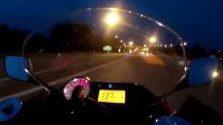 7. Hyosung GT250R Acceleration + Top Speed (Naza Blade)