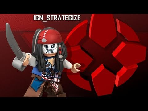 preview-LEGO Pirates Treasure Guide - IGN Strategize (IGN)