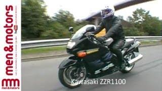 10. Kawasaki ZZR1100: Former Worlds Fastest Bike