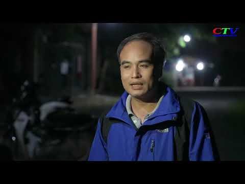 Người dân Cam Tuyền tự lắp camera giám sát ANTT