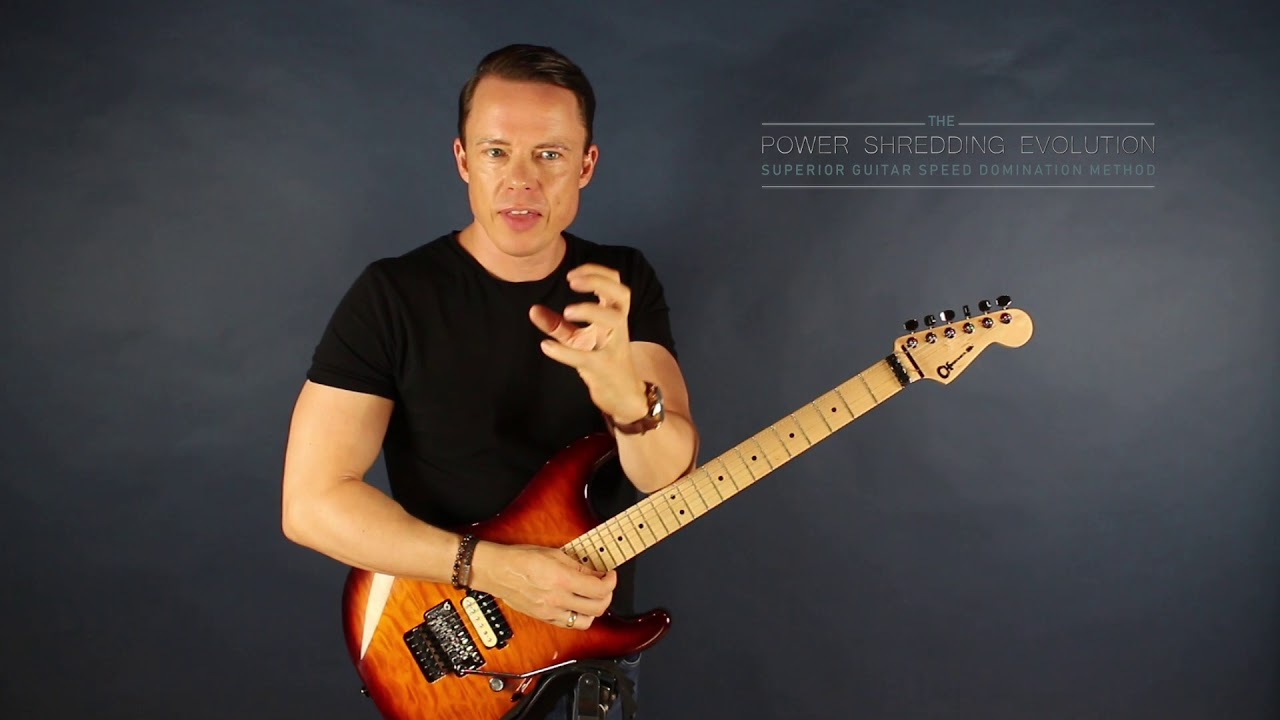 Sick rhythm skills in no time – Guitar mastery lesson