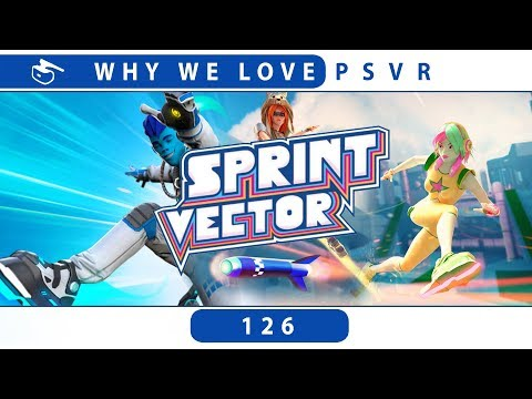 Let's Talk About Sprint Vector | PSVR Review Discussion