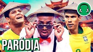 ♫ VOCÊ PARTIU MEU CORAÇÃO | Paródia de Futebol - Nego do Borel ft. Anitta, Wesley Safadão