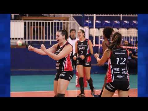 Vôlei Feminino de Rio Preto campeão paulista da Série Prata