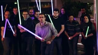 Exprezis partenaire de Gaumont Angers pour la sortie de Star Wars Rogue One