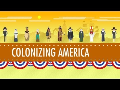 Browse classes teachem colonizing america crash course us history 2 fandeluxe Choice Image