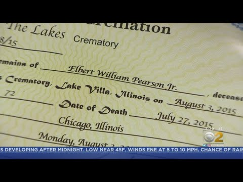 Cremated Remains Left Behind In Foreclosed Home