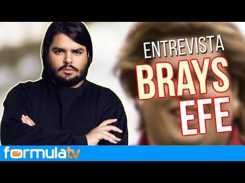 Brays Efe desvela qué concursante de 'OT 2017' es su alma gemela