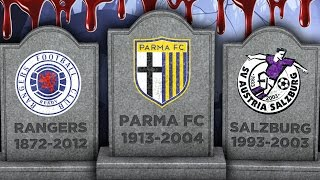 Video 10 Football Clubs That Don't Exist Anymore! MP3, 3GP, MP4, WEBM, AVI, FLV April 2018