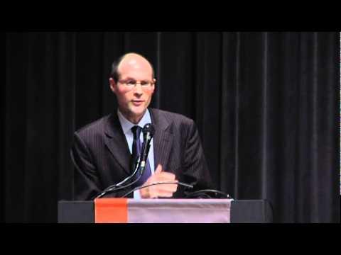 2011 - Menschenrechte und die globale Wirtschaft - Keynote: Olivier De Schutter I The New School