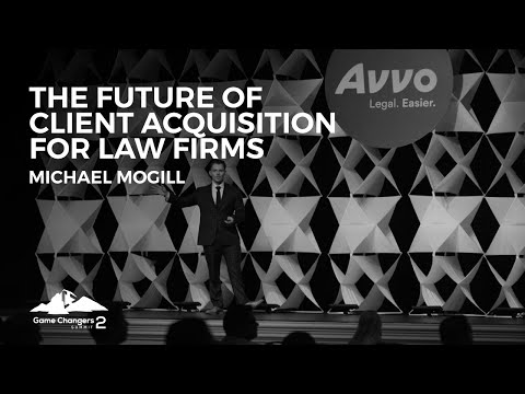 The Future of Client Acquisition for Law Firms | Avvo Lawyernomics 2017 Keynote Presentation