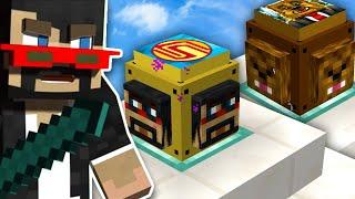 Minecraft YouTuber Lucky Block Battle Vs. Jerome