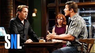 A bartender (Beck Bennett) plays wingman for a patron (Dwayne Johnson) trying to hook up with the women (Cecily Strong, Vanessa Bayer, Sasheer Zamata) in the bar.Get more SNL: http://www.nbc.com/saturday-night-liveFull Episodes: http://www.nbc.com/saturday-night-liv...Like SNL: https://www.facebook.com/snlFollow SNL: https://twitter.com/nbcsnlSNL Tumblr: http://nbcsnl.tumblr.com/SNL Instagram: http://instagram.com/nbcsnl SNL Pinterest: http://www.pinterest.com/nbcsnl/