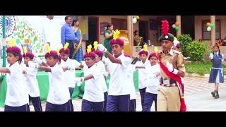 72nd INDEPENDENCE DAY CELEBRATION AT SSVVK | CBSE SCHOOL | BANGALORE