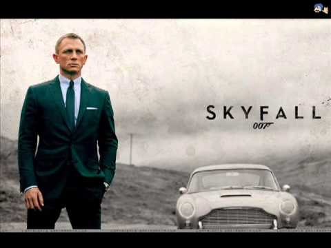 Adele – Skyfall (version instrumental)