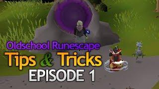 Video OSRS Tips & Tricks - Episode 1 (Master Oldschool Runescape) MP3, 3GP, MP4, WEBM, AVI, FLV September 2018