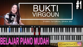 Video BELAJAR PIANO - BUKTI VIRGOUN | IRINGAN PIANO MP3, 3GP, MP4, WEBM, AVI, FLV Mei 2019