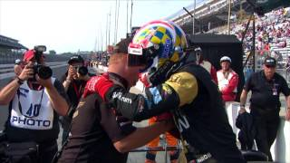2016 Indy 500 Qualifications Day 1 Highlights