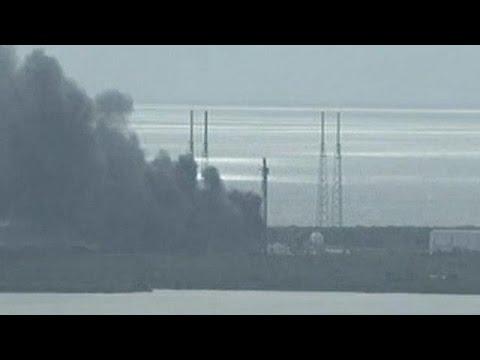 ΗΠΑ: Λόγω τεχνικής «ανωμαλίας» η έκρηξη στο ακρωτήριο Κανάβεραλ, λέει η SpaceX