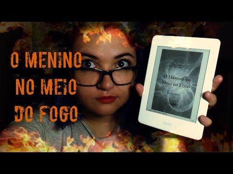 Resenha de O Menino no Meio do Fogo, de Luisa Ortiz