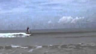 Thailand SUP Surfing Koh Lanta Style