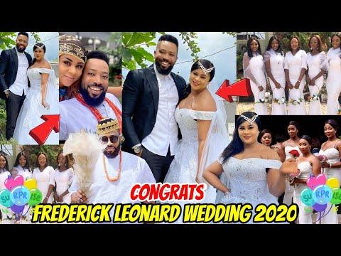 FREDERICK LEONARD MARRIAGE 2020 FULL VIDEO🎉|HAPPY MARRIAGE LIFE 🤵👰