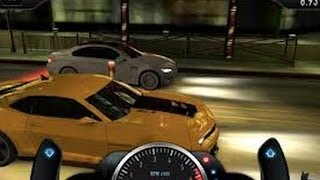 CSR Racing videosu