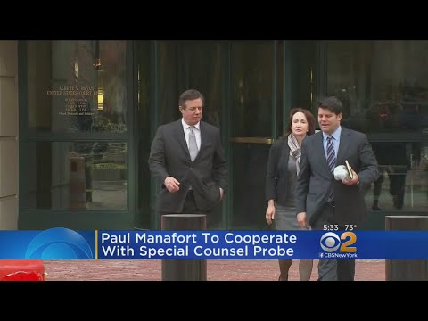 Paul Manafort Pleads Guilty, Will Cooperate With Special Counsel