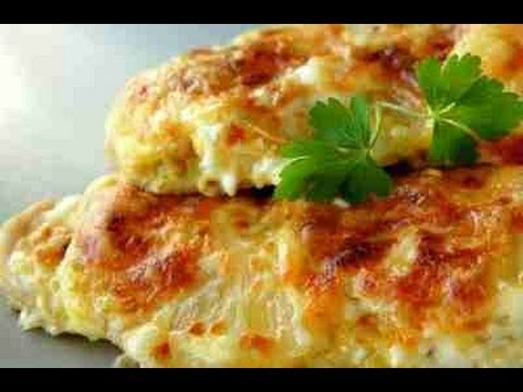 Куриное филе с ананасами и сыром в духовке рецепт пошагово