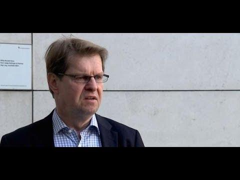 """Ralf Stegner, SPD-Vize: """"Es entwickelt sich wirklich  ..."""