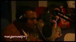 Kanye West freestyle 2005 - Westwood