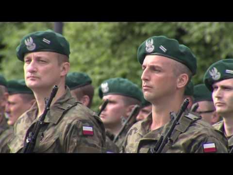 Pierwsi żołnierze WOT złożyli przysięgę