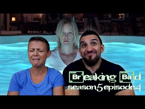 Breaking Bad Season 5 Episode 4 'Fifty-One' REACTION!!