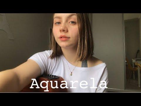 Aquarela - Mel Carraro (autoral)