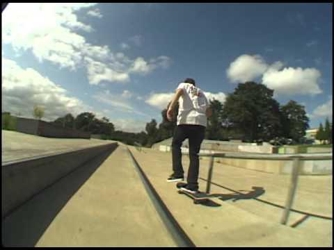 Bremerton SkatePark - Wolf Pack