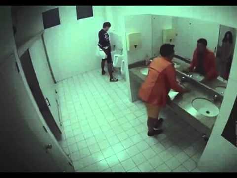 泰國廁所發生恐怖真實事件! 意外錄下畫面!